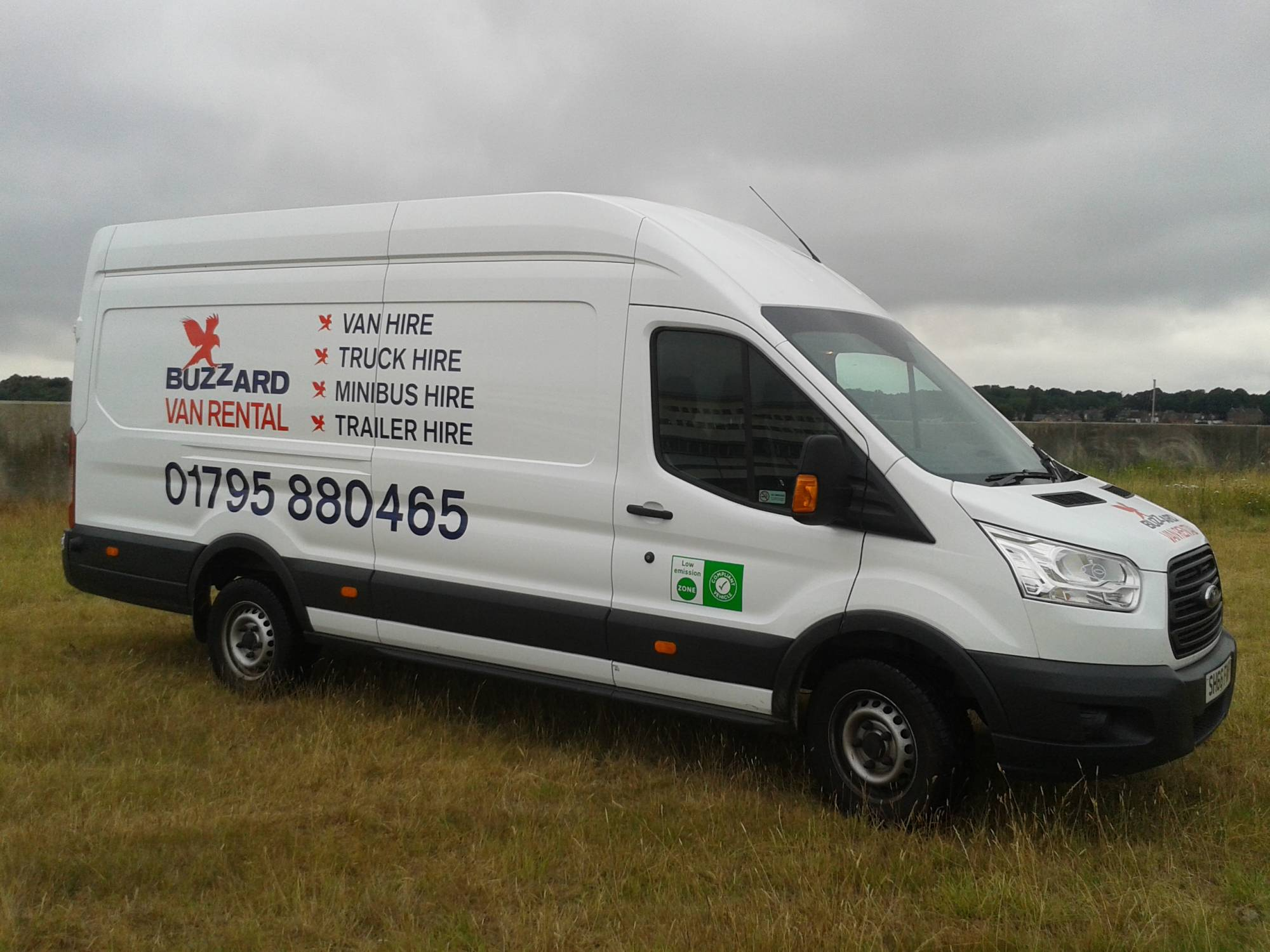ae74c1f9e5 FORD TRANSIT ELWB HIGH TOP For Hire