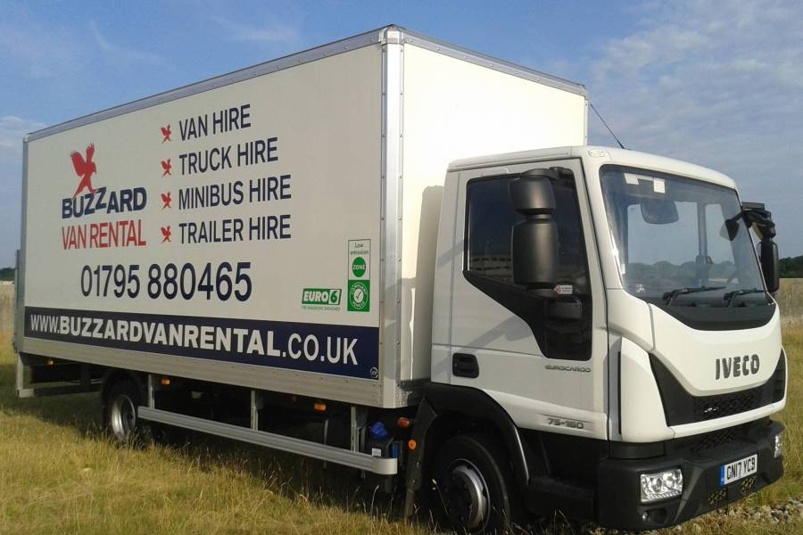 IVECO EUROCARGO 75E16S Car Hire Deals