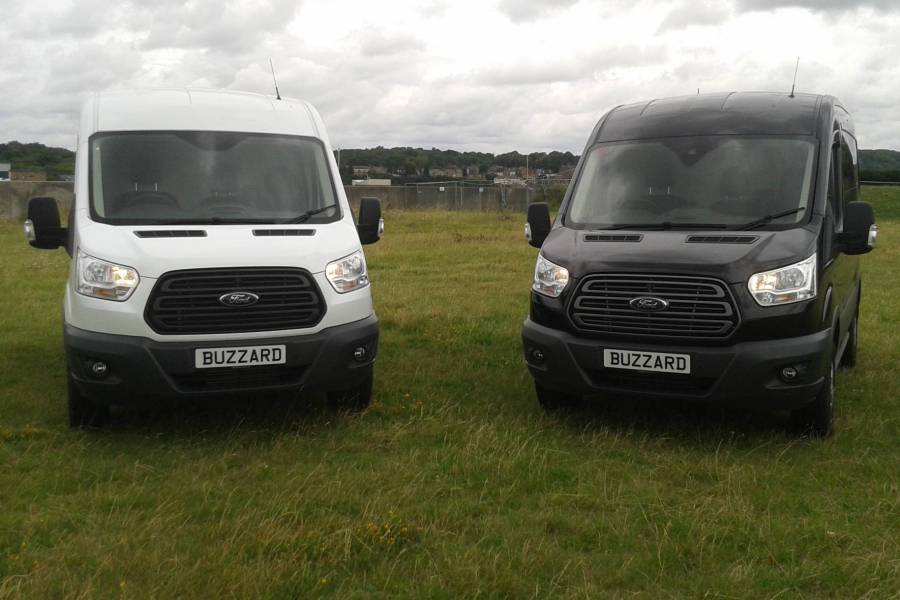 FORD TRANSIT SWB Car Hire Deals