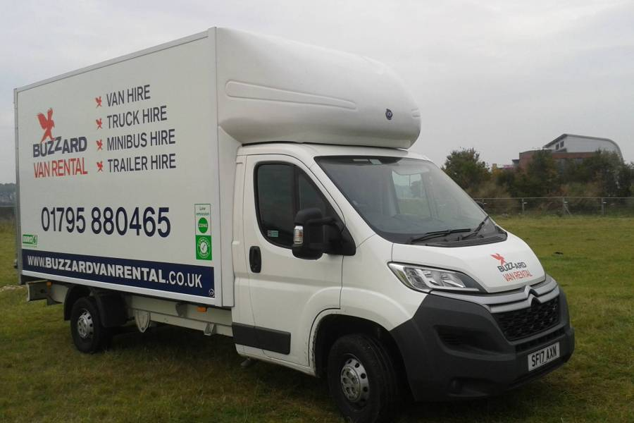 CITROEN RELAY 35 L3 HDI Car Hire Deals