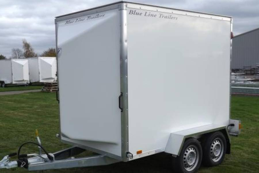 BOX TRAILER 8FT BOX TRAILER WITH RAMP Car Hire Deals
